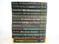 13 x Dumont's Kriminal-Bibliothek Taschenbücher MacLeod Sammlung Bücherpaket