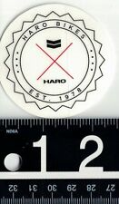 HARO BIKES STICKER Haro BMX Cycling Decal Bike 2.5 in Round Sticker