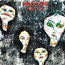 MAGAZINE REAL LIFE Audio Music CD Original Recording Remastered New Sealed UK