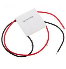 New Solid-state 12V 60W TEC1-12706 Heatsink Thermoelectric Cooler Cooling Plate