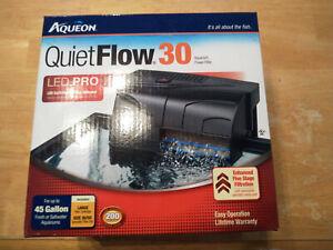 Aqueon QuietFlow 30 LED Pro