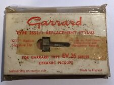 Original Stylus Needle GARRARD Type EV26 / 26S1/1
