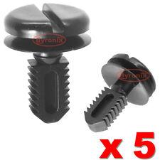 Bmw Moldura De Plástico Clips Arranque Forro Dash cubierta de batería Turn enchufe Lock
