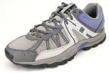 Columbia Women's Switchback 2 Low Trail Running Shoes Size 8 Grey Purple BL3674