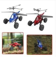 3.5CH RC TOY Outdoor Land Air Dual-use Helicopter Missile Aircraft Kids Gifts