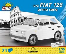 BRICKS COBI 24523 AUTA PRL Fiat 126 1972 prime serie element 1:35