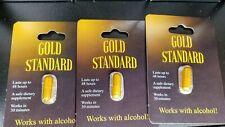 ORIGINAL GOLD STANDARD MALE SEXUAL PERFORMANCE ENHANCER ( 4 Pills)