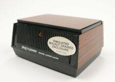 Vintage Radio Shack X10014311 Plug N Power Remote Control Center With Modules