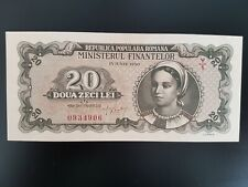 More details for 20 lei 1950  romania