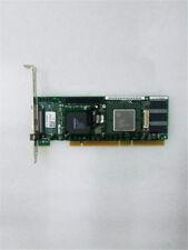 1PCS Adaptec ASR-2120S/64MB 320MB SCSI RAID Card
