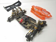 Team Durango Dex408 1/8 Racing Buggy Slider/Roller W Custom Body