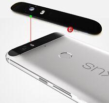 Orig✅ Ersatz KAMERA LINSE Rück Glas Abdeckung (Oben) für Huawei Google Nexus 6P