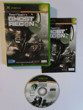 TOM CLANCY'S GHOST RECON - X BOX - COMPLET