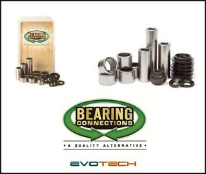 KIT CUSCINETTI RUOTA ANTERIORE BEARING CONNECTION ARCTIC CAT BEARCAT 454 1996-98