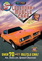 Legendary Muscle Cars - Box Set (DVD, 2005, 6-Disc Set)