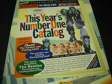 CAPITOL 1996 Promo Display Ad BEACH BOYS Beatles SINATRA Judy Garland NAT COLE