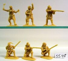 Armies In Plastic 5548  French & Indian  N/E Indians #2 Figures/Wargaming kit
