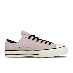 Converse Chuck Taylor All Star Chuck 70s Ox 'Plum Chalk' Pink Canvas Trainers