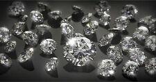 100 diamants 1.00mm - VVS/E - Magnifiques!!!