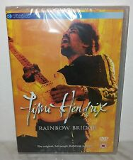 DVD JIMI HENDRIX - RAINBOW BRIDGE - NUOVO NEW