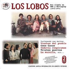 LOS LOBOS-LPS EN CBS Y MOVIEPLAY -2CD