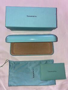 Tiffany Glasses Case, Box & Pouch