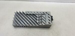 BMW 6 SERIES GRAN COUPE F06 HARMAN/BECKER STEREO SYSTEM AMPLIFIER 65129366166