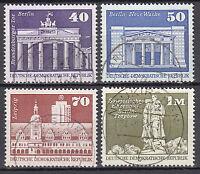 DDR 1973 Mi. Nr. 1879-1882 TOP Vollstempel Gestempelt LUXUS!!! (22103)