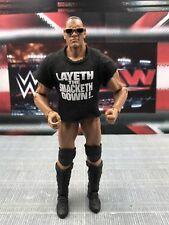 WWE WWF Mattel Elite Legends 3 The Rock