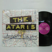 Ataris ‎- Anywhere But Here LP 1997 US ORIG Kung Fu BLINK 182 NOFX SAVES THE DAY
