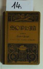 Sophia Tausend Rezepte 1898