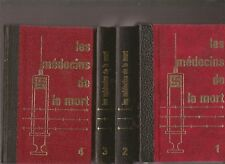 LES MEDECINS DE LA MORT - 4 Volumes -1975