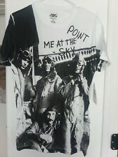 PINK FLOYD Mens s/s shirt Dark Side of The MOON POINT ME AT THE SKY album tour M