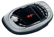 Classic Mobile Phones Nokia N-Gage QD Multilingual Game mobile Refurbished RARE