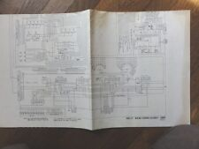 Juke Box Wurlitzer 3660 LP Wiring Diagram Assembly