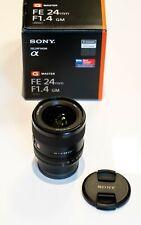 Sony FE 24mm F1.4 G-Master Objektiv SEL24F14GM E-Mount