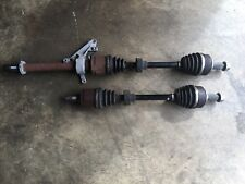 2006 Acura RL Front Left Right Axle Assembly Used
