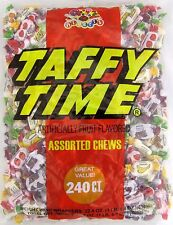Albert's Taffy Time Chews 240 Count Classic Candy Chew Bulk Chewy Candies Albert