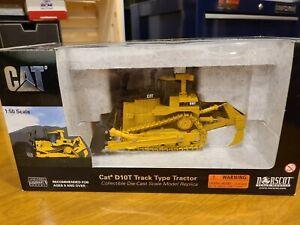 Norscot 1/50 55158  CAT D10T Track Type Tractor Dozer w/ Ripper