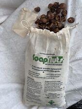 SoapNut organic natural chemical free laundry Dish detergent Baby  2.2 Lb Bag