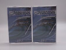 Seascapes Peace and Relaxation, The Timeless Sea The Poetic Sea 2 cassettes