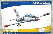Eduard - L-39C Albatros - 1/72 Plastic Model Kit (Ref.547)