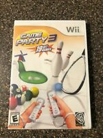 Game Party 3 (Nintendo Wii, 2009) New Factory Sealed - Free Shipping