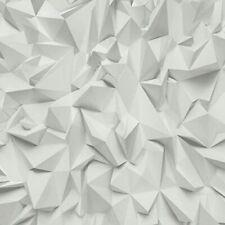 P+S 3D Effect Triangle Pattern Geometric Non Woven 42097-10