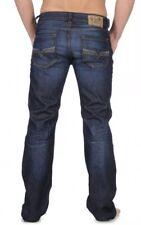Diesel Larkee 27x31 Straight Jeans 0073N  Zatiny Viker 28 Zaf Zathan Distressed