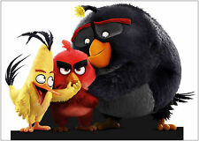 Angry Birds Red Poster New Maxi Size 36 x 24 Inch