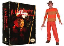 NECA Nightmare on Elm Street 1989 Video Game Freddy Krueger 18cm Figur in OVP