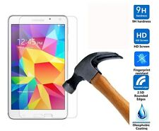 """Genuine Tempered Glass Screen Protector For Samsung Galaxy Tab 4 7.0""""SM-T230/231"""