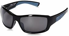 REVO   SUNGLASSES 1005  51 GY STRAIGHTSHOT BLACK POLARIZED ANTI  GLARE 64MM  EYE