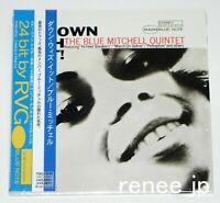 BLUE MITCHELL / Down With It JAPAN Mini LP BLUE NOTE CD w/OBI TOCJ-9549